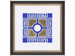 Paragon Kinder Harris Jardine Cobalt Maze I Painting