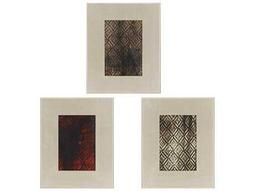 Paragon Kinder Harris Kh Studio Hollywood Harlequin Painting (Three-Piece Set)