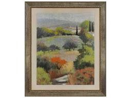 Paragon Kinder Harris Jardine A Home In Tuscany Painting