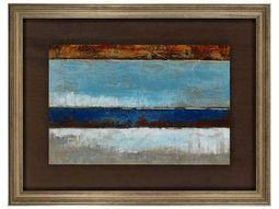 Paragon Kinder Harris Jardine Vintage Barnwood I Painting