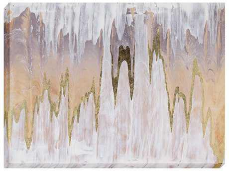 Paragon Stramel ''Infinite White'' Wall Art