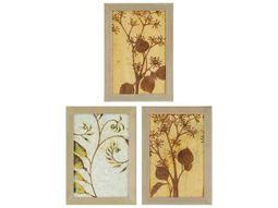 Paragon Kinder Harris Jardine Nature Study I Painting (Three-Piece Set)