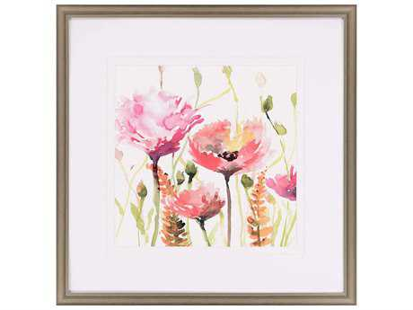 Paragon Meyers ''Blooms and Buds'' Wall Art