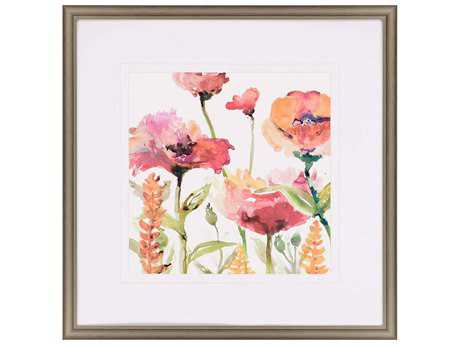 Paragon Meyers ''Blooms and Greens'' Wall Art