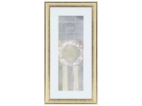 Paragon Becher ''Circle Square Panel II'' Wall Art