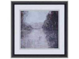 Paragon Sikes ''Quiet Lake I'' Wall Art