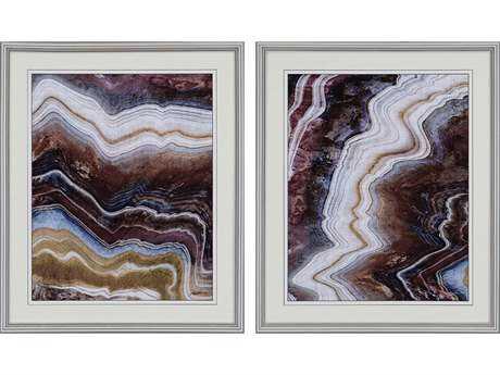 Paragon Butler Minerals I Wall Art (Two-Piece Set)