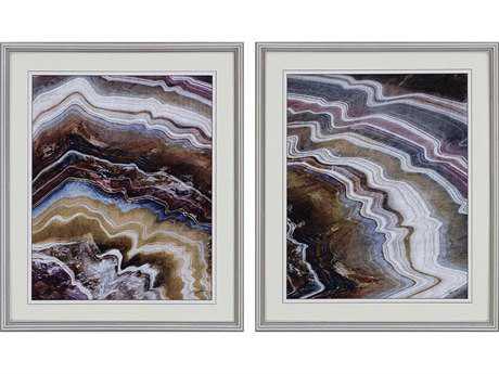 Paragon Butler Minerals II Wall Art (Two-Piece Set)
