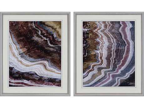 Paragon Butler Minerals III Wall Art (Two-Piece Set)