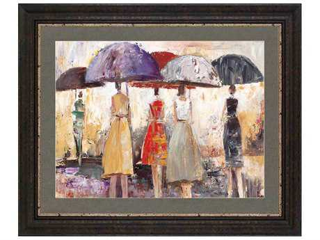 Paragon Taylor Spring Showers II Painting