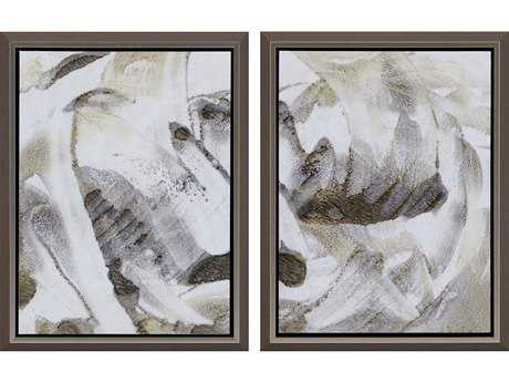 Paragon Brennan Modern I Wall Art (Two-Piece Set)