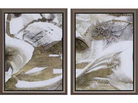 Paragon Brennan Modern II Wall Art (Two-Piece Set)