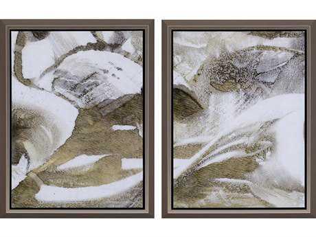 Paragon Brennan Modern II Wall Art (Two-Piece Set)
