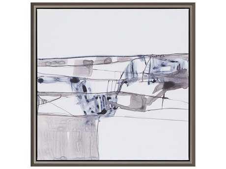Paragon Goldberger Stark Lines I Wall Art