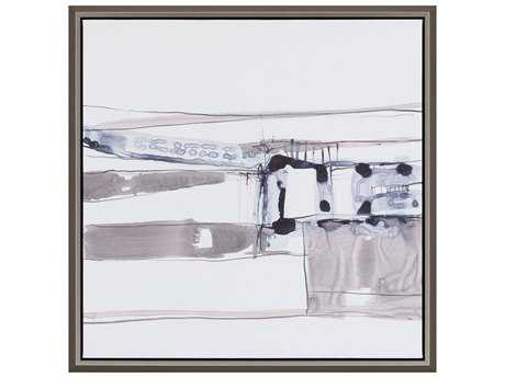 Paragon Goldberger Stark Lines II Wall Art