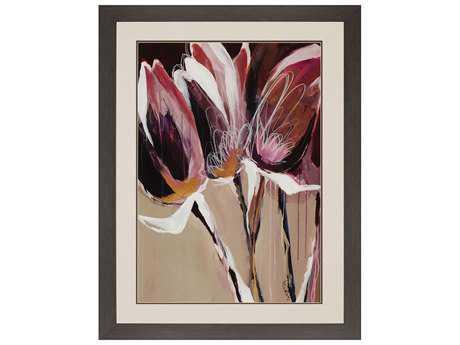Paragon Maritz Aubergine Splendor I Painting