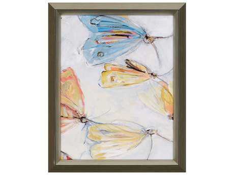 Paragon Barton ''Butterfly Kisses III'' Wall Art