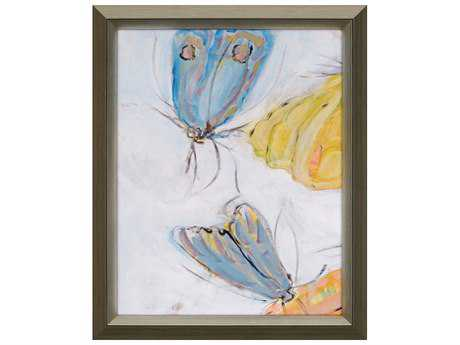 Paragon Barton ''Butterfly Kisses II'' Wall Art