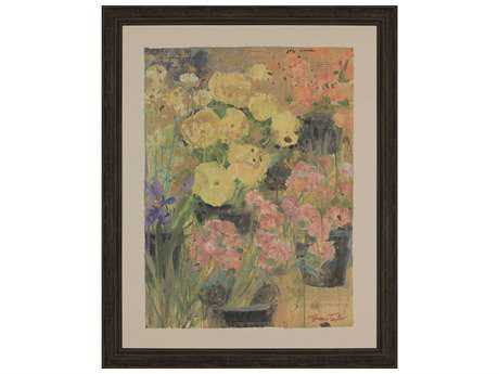 Paragon Taylor ''Spring Flower Pots'' Wall Art
