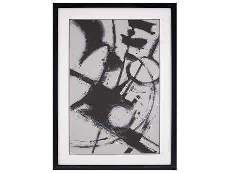 Paragon Novak ''Expression Abstract I'' Wall Art