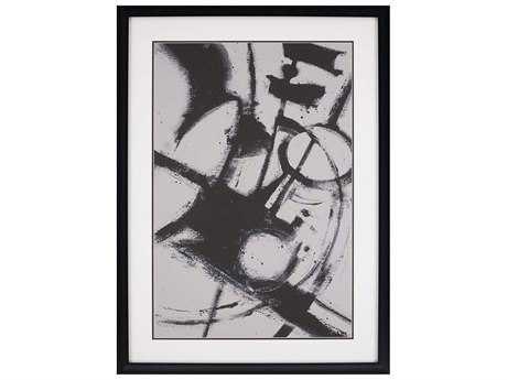 Paragon Novak ''Expression Abstract I'' Wall Art