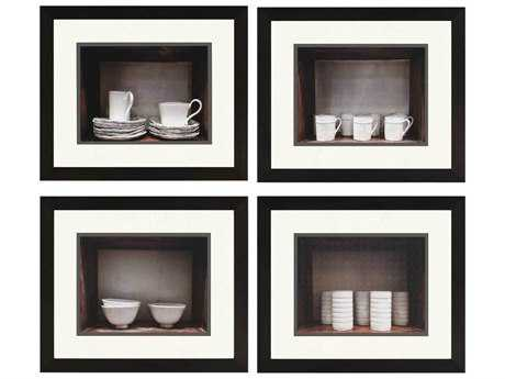 Paragon Sikes Breakfast Ware Exclusive Giclee Painting (Four-Piece Set)