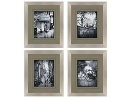 Paragon Sikes Amsterdam Walk Exclusive Giclee Painting (Four-Piece Set)