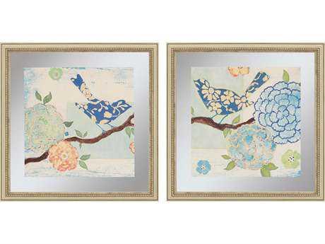 Paragon Studio M Heavenly II Textured Print (Two-Piece Set)
