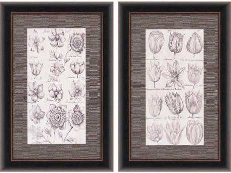 Paragon Vintage Cultivars Painting (Two-Piece Set)