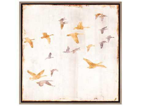 Paragon Spencer Golden Flight II Painting