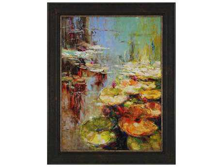 Paragon Jarvis Water Gems Textured Giclee Painting