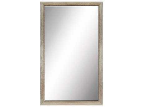 Silver Floor Mirrors | LuxeDecor