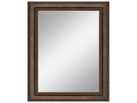 Paragon Beveled #173 38'' W x 48'' H Wall Mirror