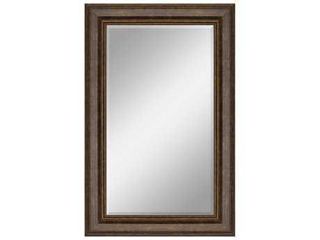 Paragon Beveled #173 38'' W x 80'' H Floor Mirror