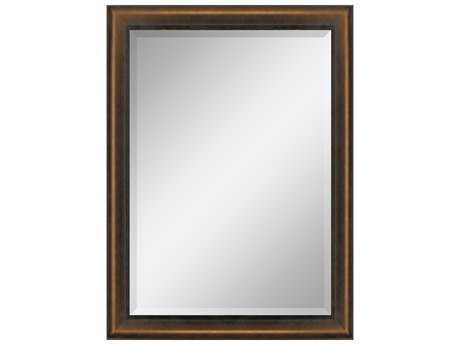 Paragon Beveled #865 30'' W x 42'' H Wall Mirror