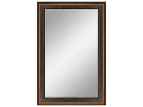 Paragon Beveled #865 36'' W x 78'' H Floor Mirror