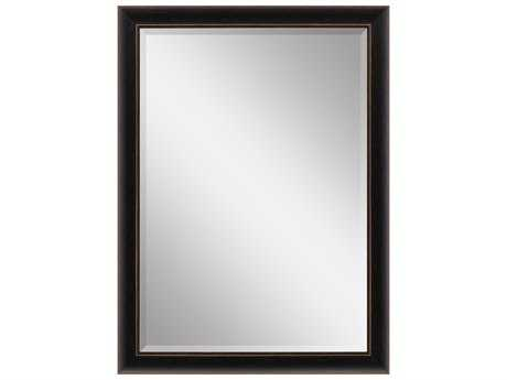 Paragon Beveled #593 28'' W x 40'' H Wall Mirror