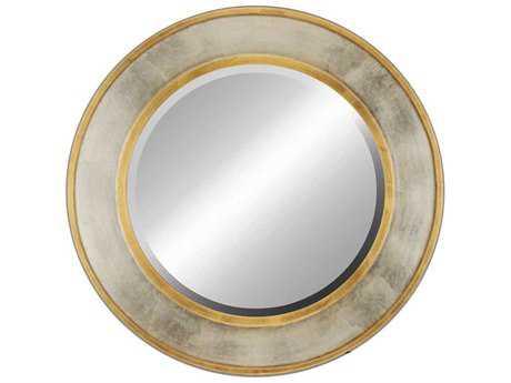 Paragon Contempo 37 x 49 Gold/Silver Gold & Silver Wall Mirror