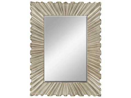 Paragon Bravado 36 x 48 Aged Silver Wall Mirror