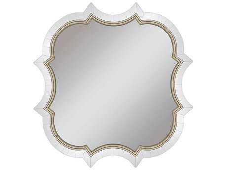 Paragon Reverie 42 x 42 Silver Wall Mirror