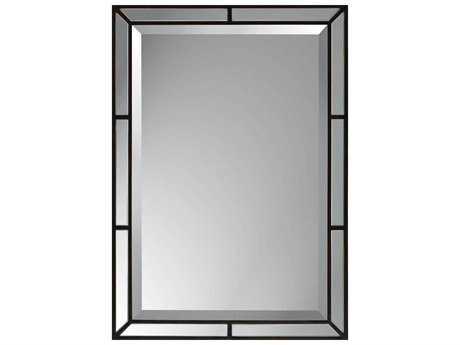 Paragon Modern Espresso 28 x 41 Wall Mirror