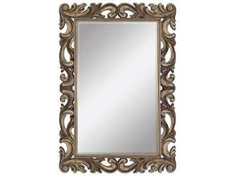 Paragon Enigma 44 x 64 Champagne Wall Mirror