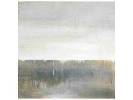 Paragon Ross September Fog Descending Canvas Transfer Painting