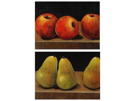 Paragon O'Toole Fruit Canvas Transfer Painting (Two-Piece Set)