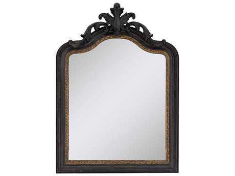 Paragon Provencial Journey 30'' W x 41'' H Espresso Wall Mirror