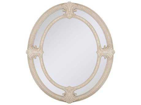Paragon Lexie 36 x 44 Oval Wall Mirror