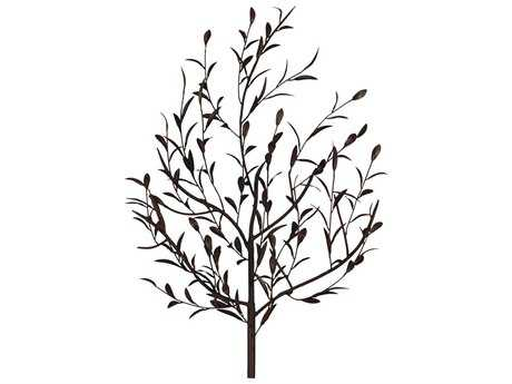 Paragon Aged Copper Tree Exclusive Metal Wall Art