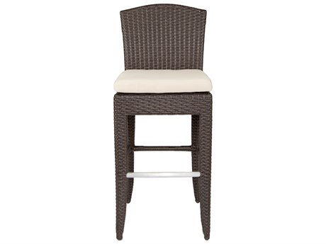 Axcess Inc. Exotic Bar Chair Brown PatioLiving