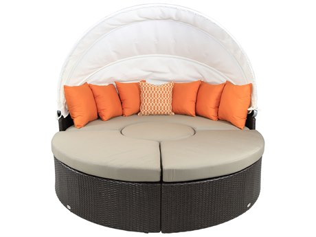 Patio Heaven Exotic Mondular Daybed