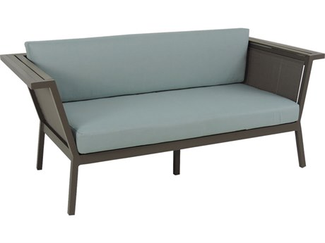 Patio Heaven Riviera Geo Loveseat